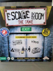 Je weg vinden in het doolhof van de escapespellen.