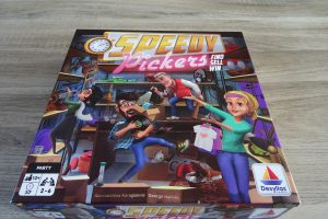 Speedy-pickers van Desyllas Games