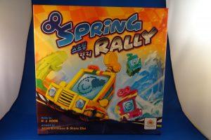Spring Rally