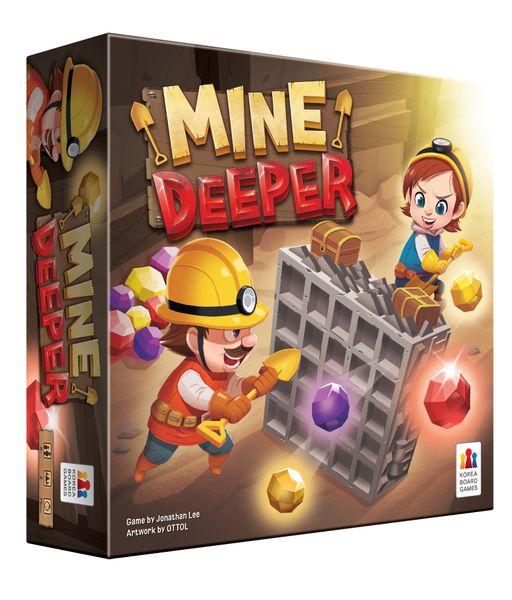 Mine Deeper