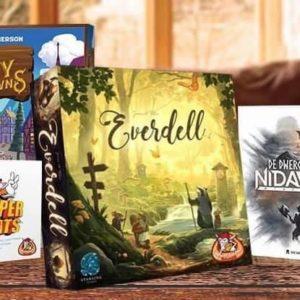 Nieuwe Release White Goblin Games: Everdell