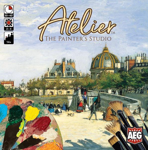 Atelier: The painter 's Studio