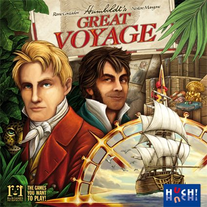 Humbolt's great voyage