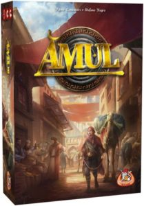 Nieuwe Release White Goblin Games: Amul