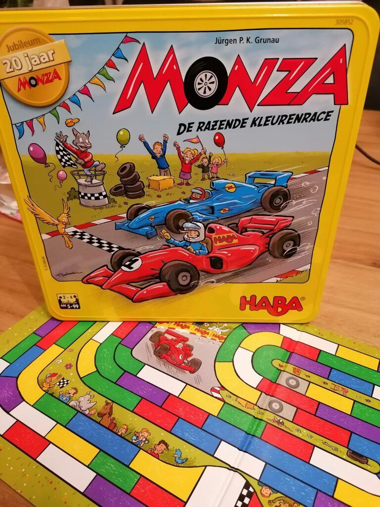 Monza – de razende kleurenrace
